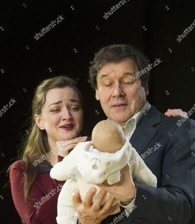 Amy Molloy as Julie, Stephen Rea as Eric