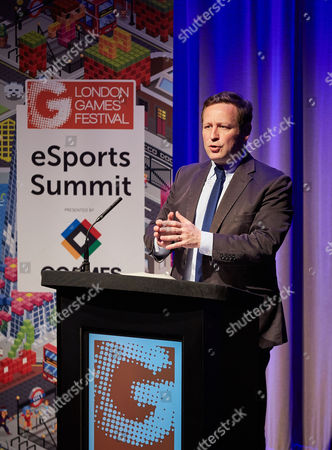 Edward Henry Butler Vaizey, Government Minister of State for Culture, Communications and Creative Industries