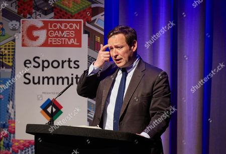 Editorial image of eSports Summit, London Games Festival, BAFTA Piccadilly, Britain - 06 Apr 2016