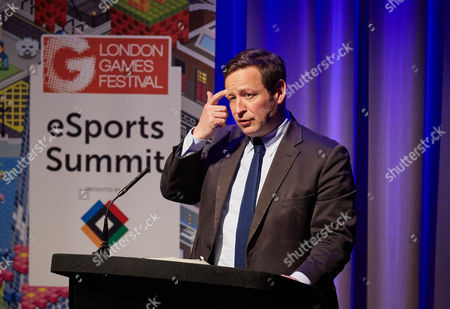 Editorial photo of eSports Summit, London Games Festival, BAFTA Piccadilly, Britain - 06 Apr 2016
