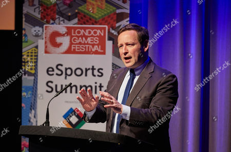 Stock Picture of Edward Henry Butler Vaizey, Government Minister of State for Culture, Communications and Creative Industries