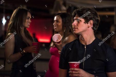 Jake Hall ponders his relationship woes with Chloe Lewis.