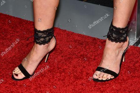 Katie Nehra, Shoe Detail