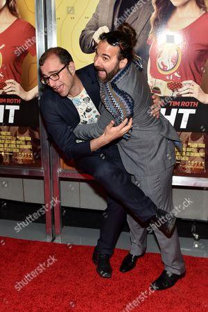 Paco Cabezas and Bradley Gallo