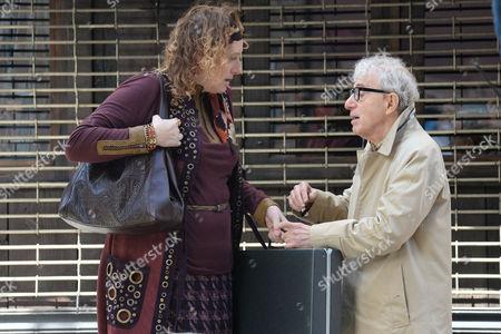 Elaine May, Woody Allen