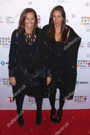 Donna Karan and daughter Gabby Karan De Felice