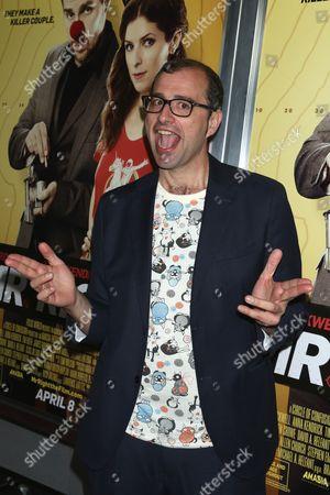 Paco Cabezas, director