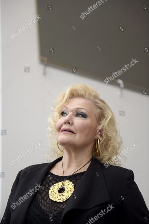 Editorial picture of Opera Singer Karita Mattila, Helsinki, Finland - 06 Apr 2016