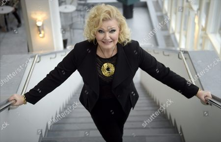 Editorial photo of Opera Singer Karita Mattila, Helsinki, Finland - 06 Apr 2016