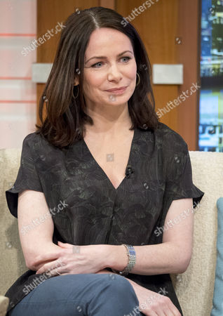 Editorial picture of 'Good Morning Britain' TV show, London, Britain - 07 Apr 2016