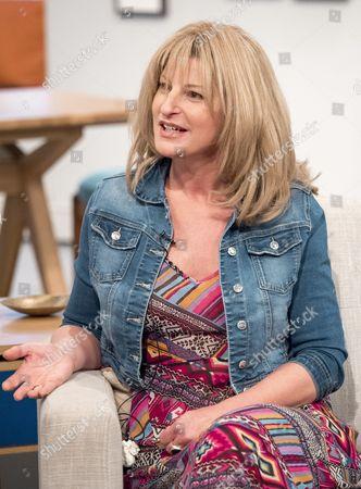 Editorial photo of 'Lorraine' TV show, London, Britain - 07 Apr 2016