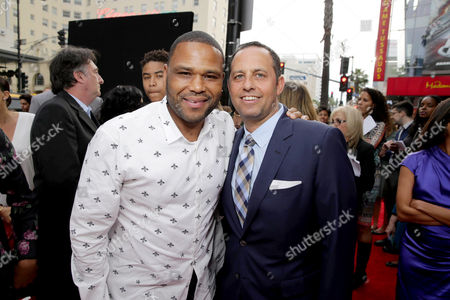Anthony Anderson, Robert Teitel