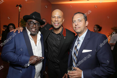 Cedric the Entertainer, Common, Robert Teitel