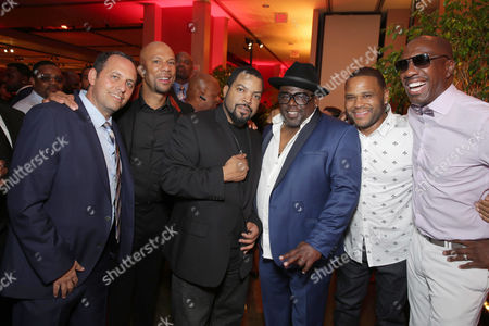 Robert Teitel, Common, Ice Cube, Cedric the Entertainer, Anthony Anderson, J. B. Smoove