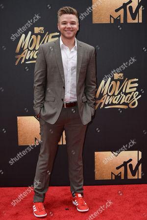 Stock Image of Brett Davern