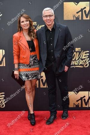 Susan Pinsky and Dr Drew Pinsky