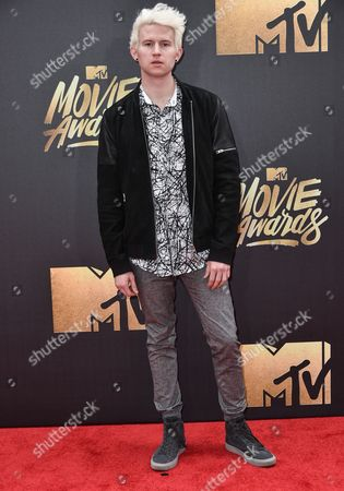 Stock Image of Ricky Dillon