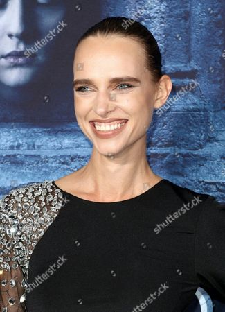 Editorial photo of HBO's 'Game Of Thrones' Season 6 Premiere, Arrivals, Los Angeles, America - 10 Apr 2016