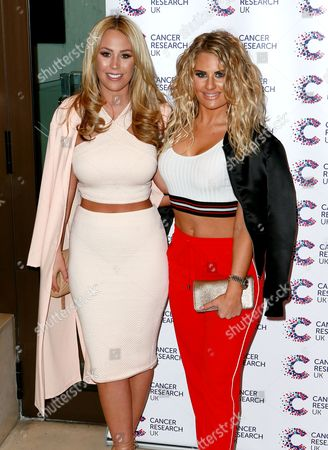 Katie Wright and Danielle Armstrong