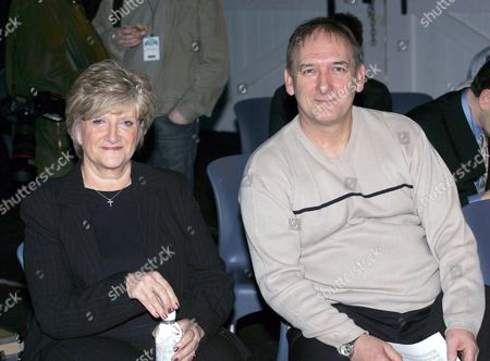 Sandra and Ted Beckham