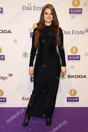 Editorial picture of Echo Music Awards, Berlin, Germany - 07 Apr 2016