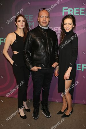 Emily Tremaine, Billy Zane and Daisy Head