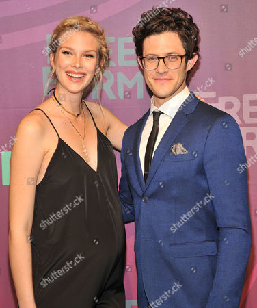 Emma Ishta and Kyle Harris