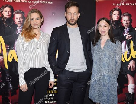 Editorial picture of 'Macbeth' photocall at the Maximteatern, Stockholm, Sweden - 07 Apr 2016