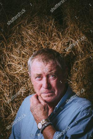 Stock Image of John Nettles