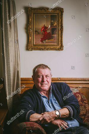Stock Picture of John Nettles