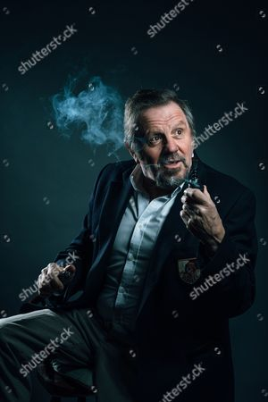 Stock Picture of Cornish Comedian Jethro (Geoffery Rowe)