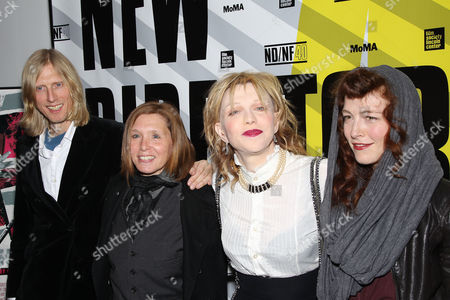 Editorial image of 'Hit So Hard' film screening, New York, America - 28 Mar 2011