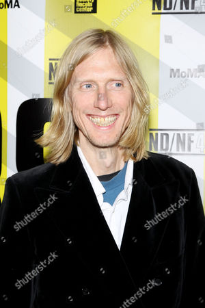 Stock Photo of Eric Erlandson