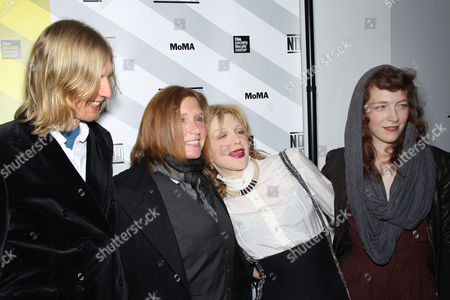 Editorial picture of 'Hit So Hard' film screening, New York, America - 28 Mar 2011