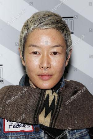 Stock Picture of Jenny Shimizu