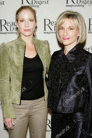 Christina Applegate and Laura McEwen