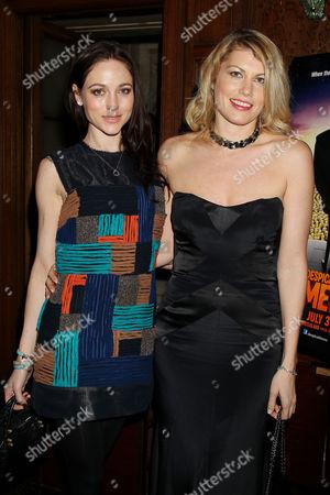 Editorial photo of 'Despicable Me 2' film event, New York, America - 13 Dec 2013