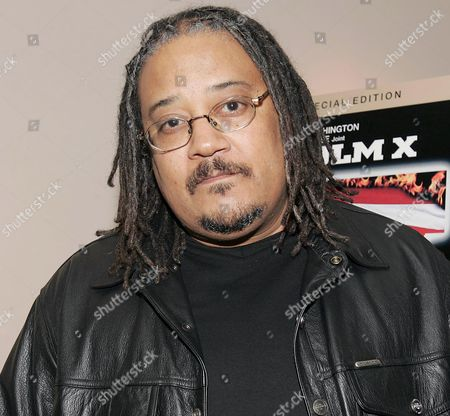 Stock Photo of Ernest Dickerson