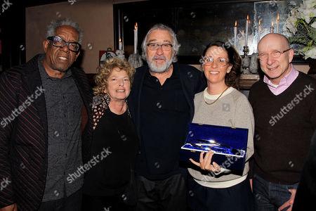 Stanley Whitney, Joyce Pensato, Robert De Niro, Laura Owens,Robert Bordo
