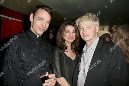 Basil Twist, Sara Sheehan and Bobby Sheehan (Director)