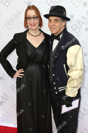 Suzanne Vega and Paul Mills