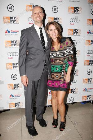 Michael Epstein (Director, Writer, Producer) with wife Maya Hoff