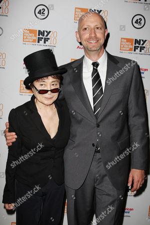 Yoko Ono and Michael Epstein (Director, Writer, Producer)