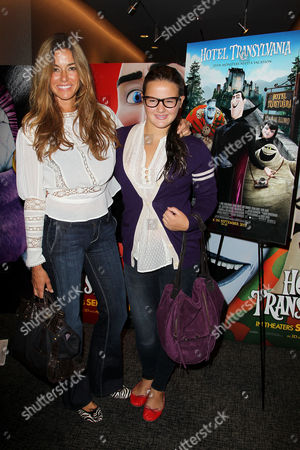 Editorial picture of 'Hotel Transylvania' film premiere, Los Angeles, America - 22 Sep 2012