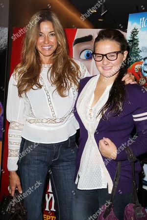 Kelly Bensimon and daughter Sea Bensimon