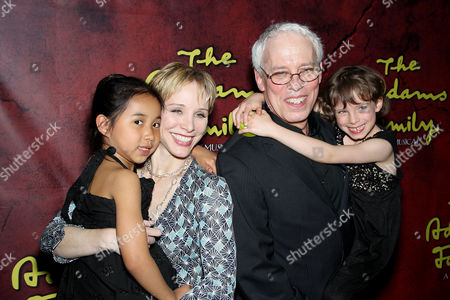 Terrence Mann and Family