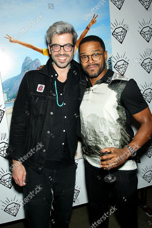 Editorial picture of GQ and Ben Watts Photo Exhibition Celebrating the The World Cup in Rio June Issue, New York, America - 03 Jun 2014