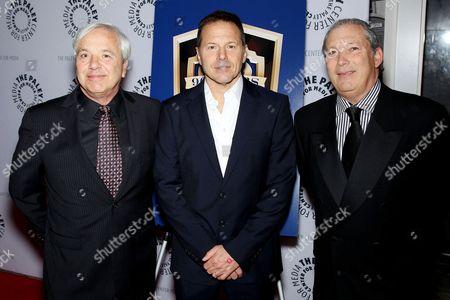 Stock Picture of Gary Khammar (Producer), Bill Gerber (Exec. Producer) and Jeff Baker