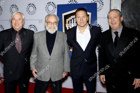 Editorial image of 'Tales from the Warner Bros. Lot' documentary screening, New York, America - 29 Jan 2013
