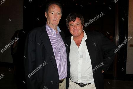 Jim Langan and Richard Bey